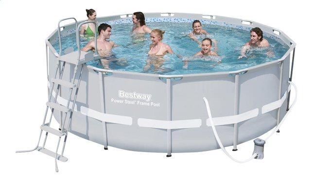 Bestway piscine Power Steel Frame Ø 4,27 m