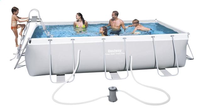Image pour Bestway piscine Power Steel Frame L 4,04 x Lg 2,01 m à partir de DreamLand