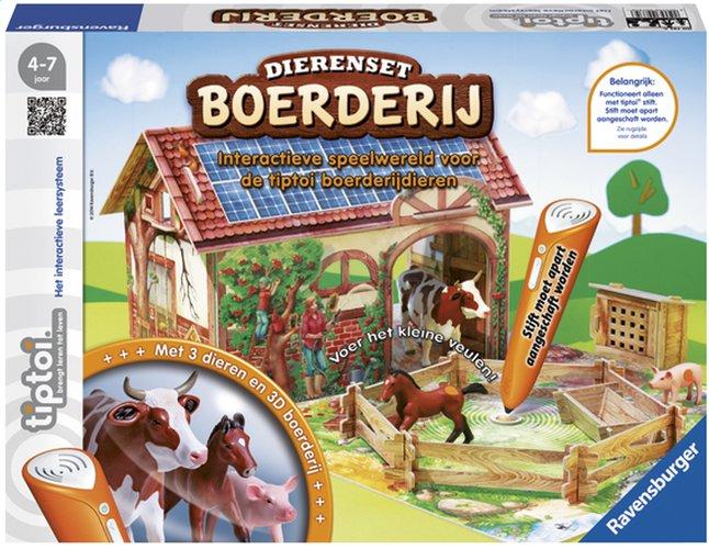 Image pour Ravensburger Tiptoi Dierenset Boerderij NL à partir de DreamLand