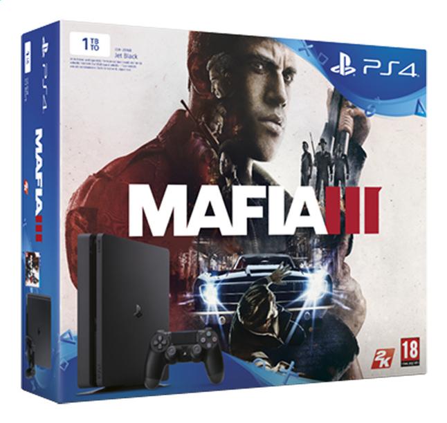 Afbeelding van PS4 Slim console 1 TB + Mafia III from DreamLand