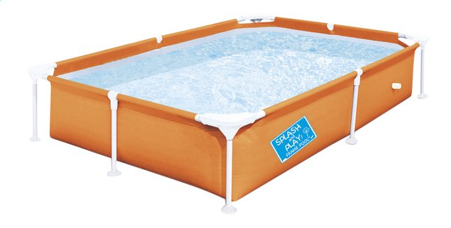 Image pour Bestway piscine pour enfants My First Frame orange à partir de DreamLand