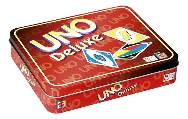 Image pour Uno Deluxe boîte métallique à partir de DreamLand