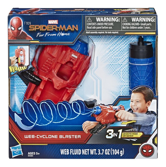Afbeelding van Spider-Man Far From Home Web-Cyclone blaster from DreamLand