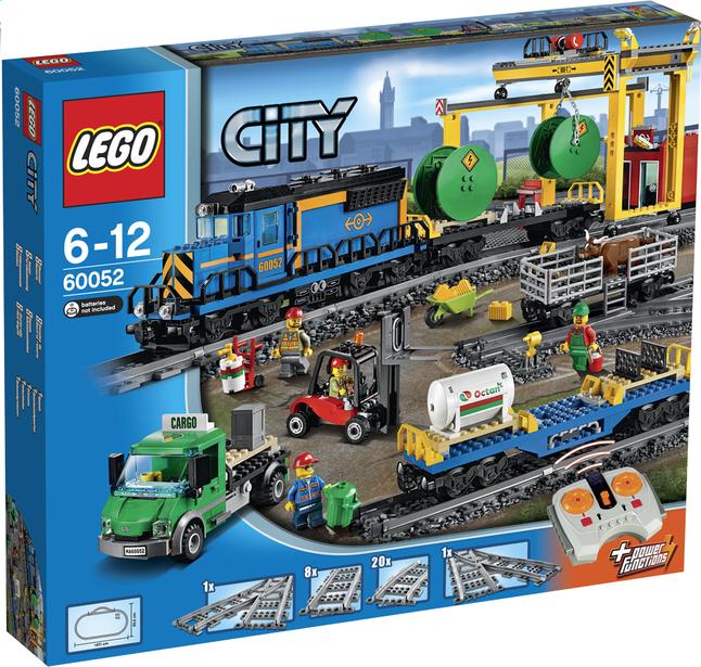 Image pour LEGO City 60052 Le train de marchandises à partir de DreamLand
