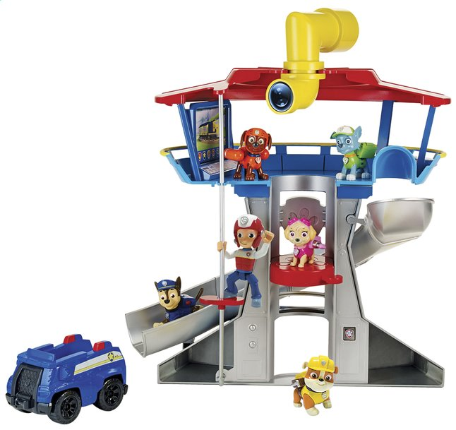 Afbeelding van Spin Master speelset PAW Patrol Lookout from DreamLand