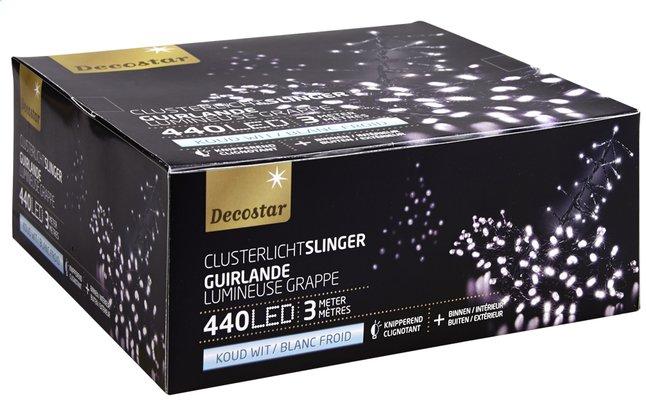 Afbeelding van Ledverlichting slinger L 3 m koud wit from DreamLand