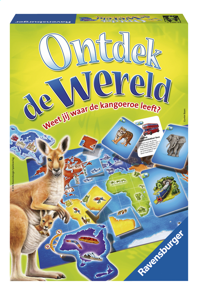 Image pour Ontdek de Wereld NL à partir de DreamLand