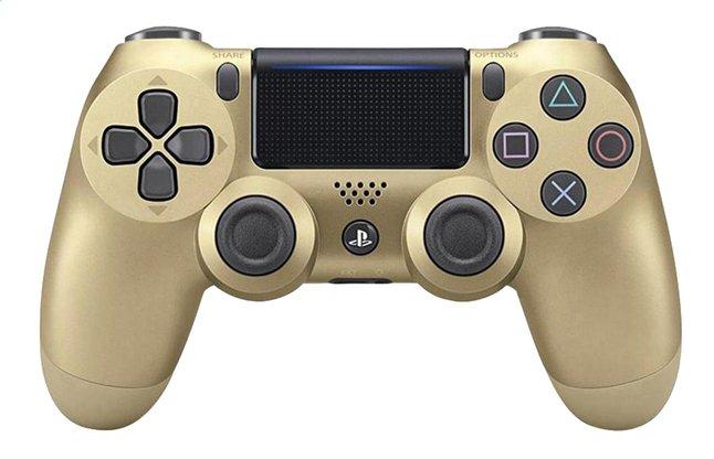 Image pour Sony manette PS4 DualShock 4 or à partir de DreamLand