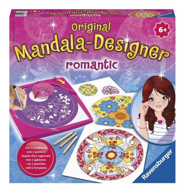 Afbeelding van Ravensburger Mandala-Designer Romantic from DreamLand