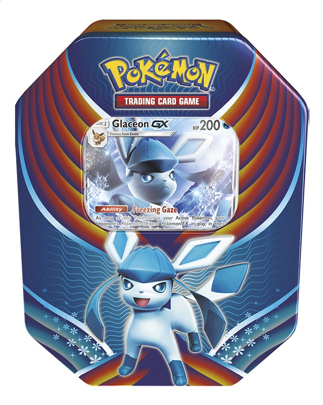 Afbeelding van Pokémon Trading Cards GX Fall 2018 Glaceon-GX from DreamLand