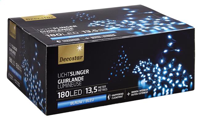 Image pour Guirlande lumineuse LED L 13,5 m bleu à partir de DreamLand