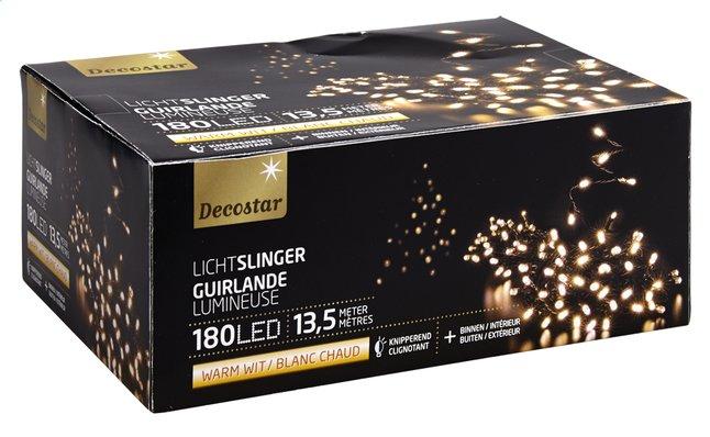 Afbeelding van Ledverlichting slinger L 13,5 m warm wit from DreamLand