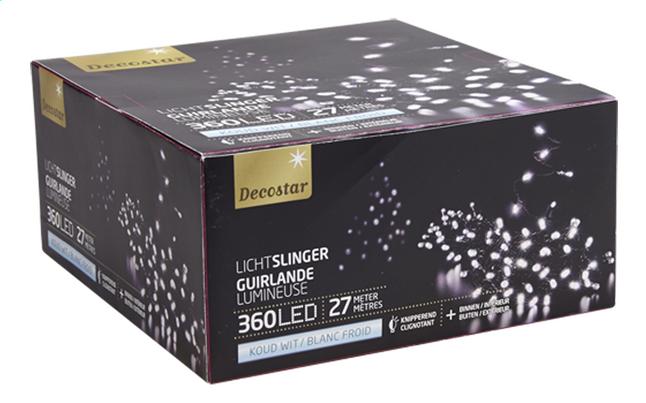 Image pour Guirlande lumineuse LED L 27 m blanc froid à partir de DreamLand