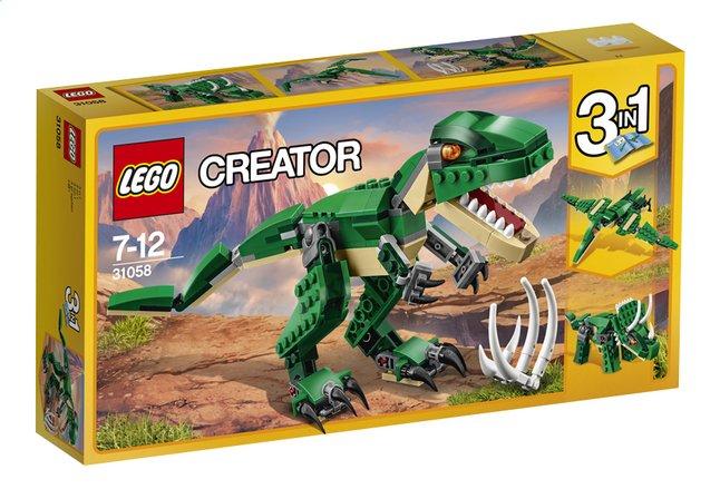 Afbeelding van LEGO Creator 3-in-1 31058 Machtige dinosaurussen from DreamLand