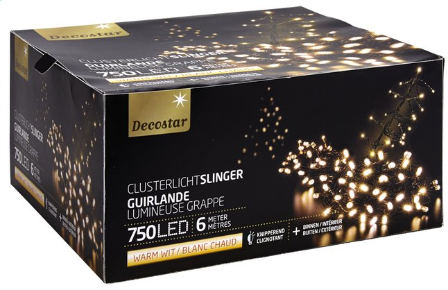 Afbeelding van Ledverlichting slinger L 6 m warm wit from DreamLand