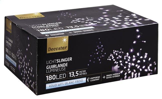 Afbeelding van Ledverlichting slinger L 13,5 m koud wit from DreamLand
