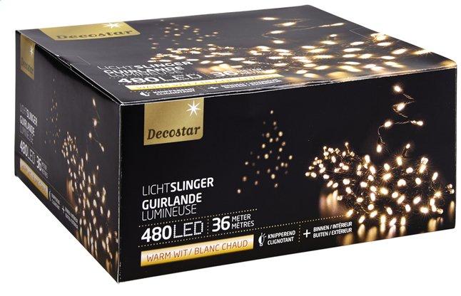 Afbeelding van Ledverlichting slinger L 36 m warm wit from DreamLand