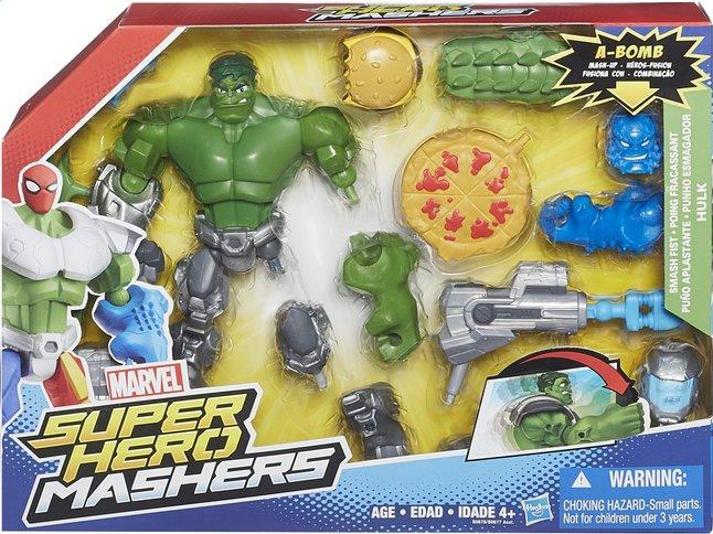 Afbeelding van Set Super Hero Mashers Mash-Up Hulk from DreamLand