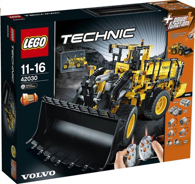 Image pour LEGO Technic 42030 Chargeuse Volvo L350F à partir de DreamLand