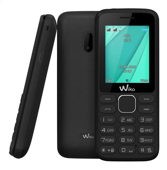 Image pour Wiko GSM Lubi 4 noir à partir de DreamLand