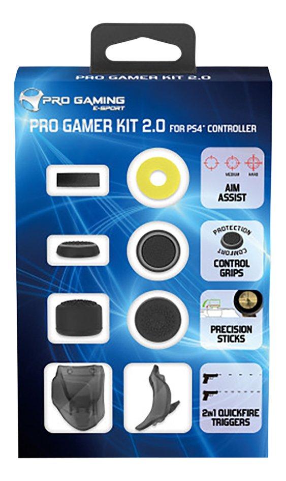 Image pour Subsonic PS4 Pro Gaming E-Sport Pro Gamer Kit 2.0 pour manette à partir de DreamLand