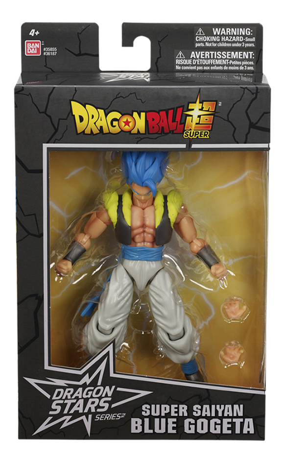 Image pour Dragon Ball figurine articulée Cogeta Super Saiyan Blue à partir de DreamLand