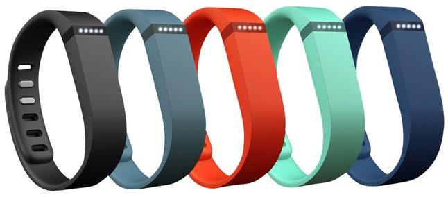 Afbeelding van Fitbit Flex activiteitsmeter zwart from DreamLand