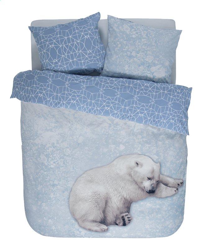 Afbeelding van Covers & Co Dekbedovertrek Polar katoen 140 x 220 cm from DreamLand