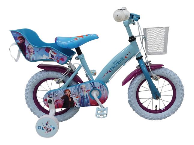 Vélo pour enfants Disney La Reine des Neiges II 12
