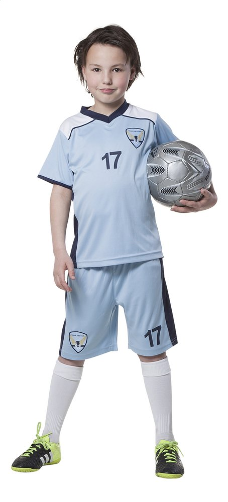 Afbeelding van Voetbaloutfit Manchester City from DreamLand