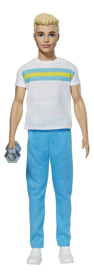 Barbie poupée mannequin Ken Great Shape