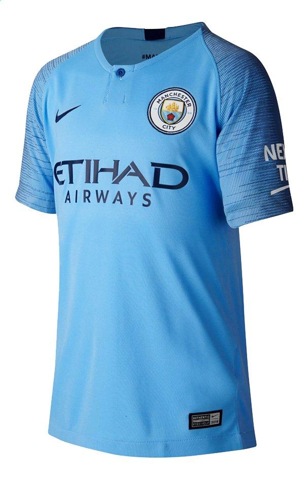Afbeelding van Nike Voetbalshirt Manchester City Kids lichtblauw from DreamLand