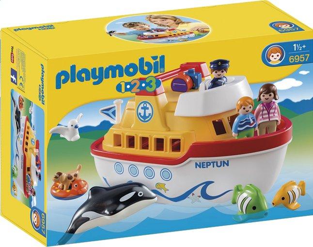 Afbeelding van Playmobil 1.2.3 6957 Meeneemschip from DreamLand