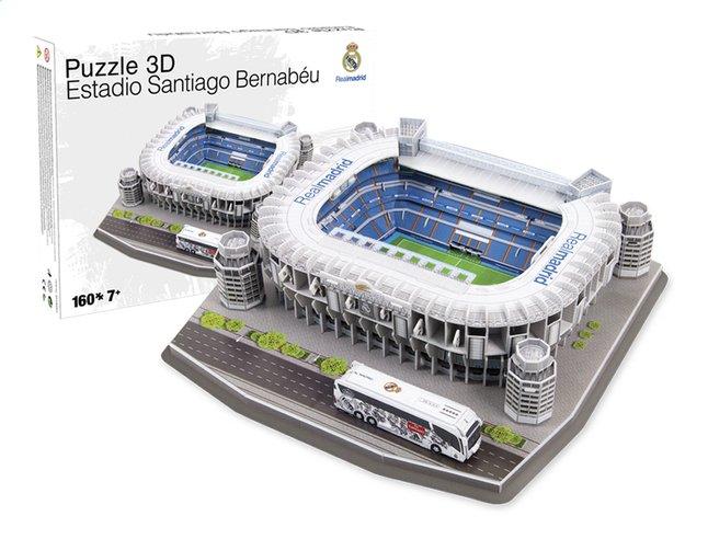 3D-puzzel stadion Real Madrid - Estadio Santiago Bernabéu