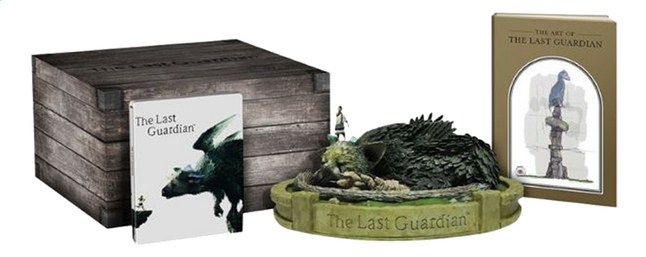 Afbeelding van PS4 The Last Guardian Collector's Edition ENG/FR from DreamLand
