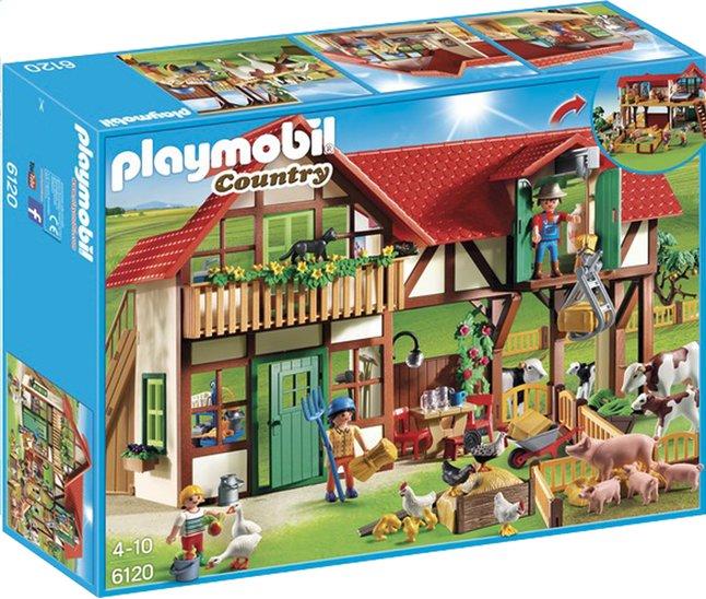Afbeelding van Playmobil Country 6120 Grote boerderij from DreamLand
