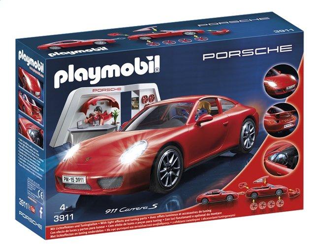 Afbeelding van Playmobil Porsche 3911 Porsche 911 Carrera S from DreamLand