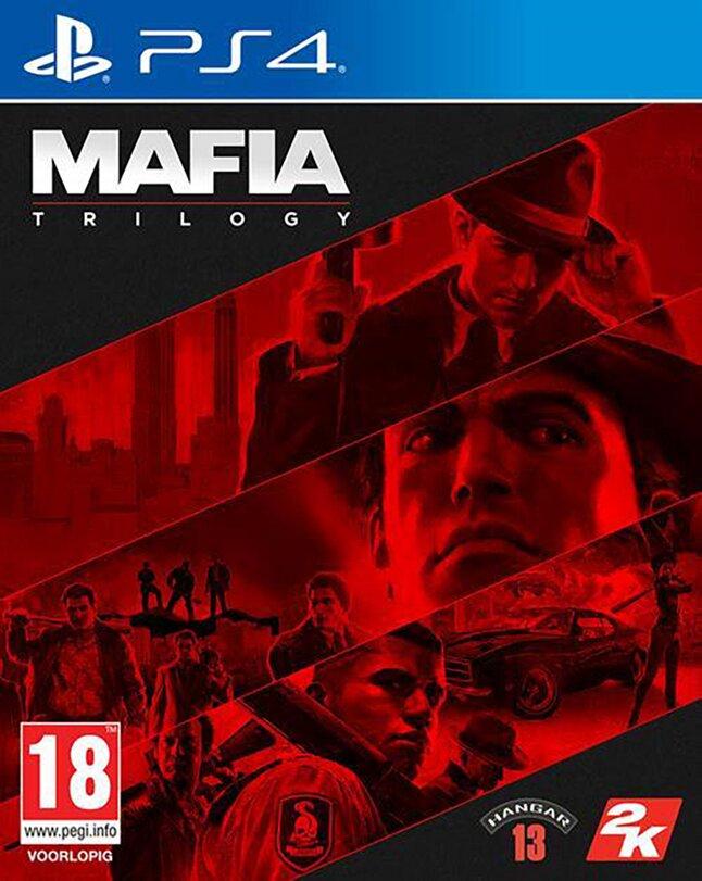 PS4 Mafia Trilogy ENG/FR
