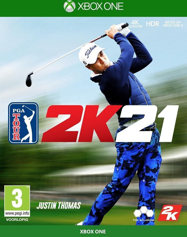 Xbox One PGA Tour 2K21 ENG/FR