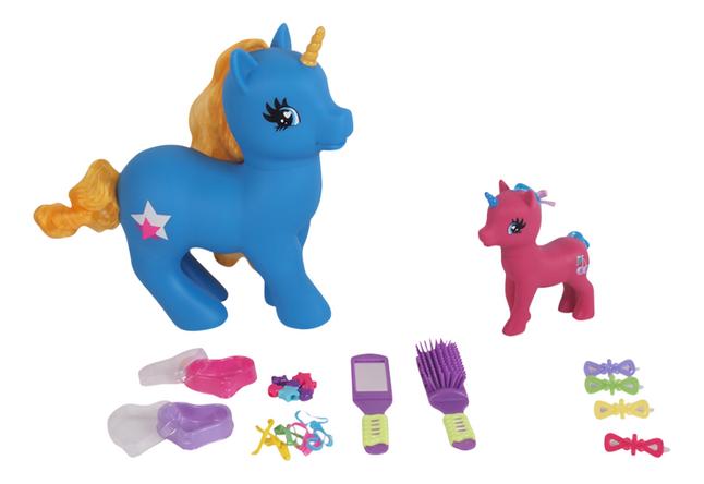 Set de jeu Wonder Ponyland bleu