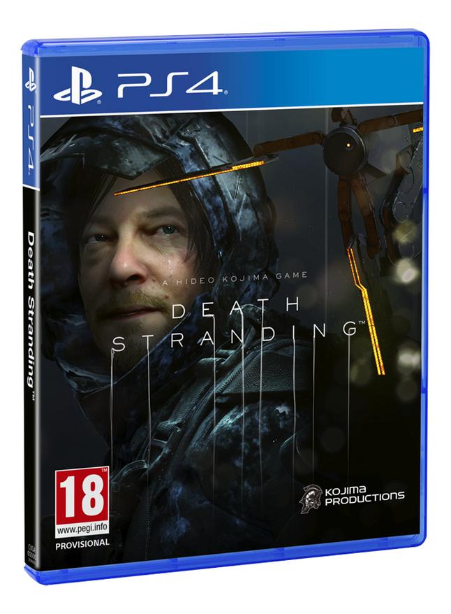 PS4 Death Stranding FR/ANG