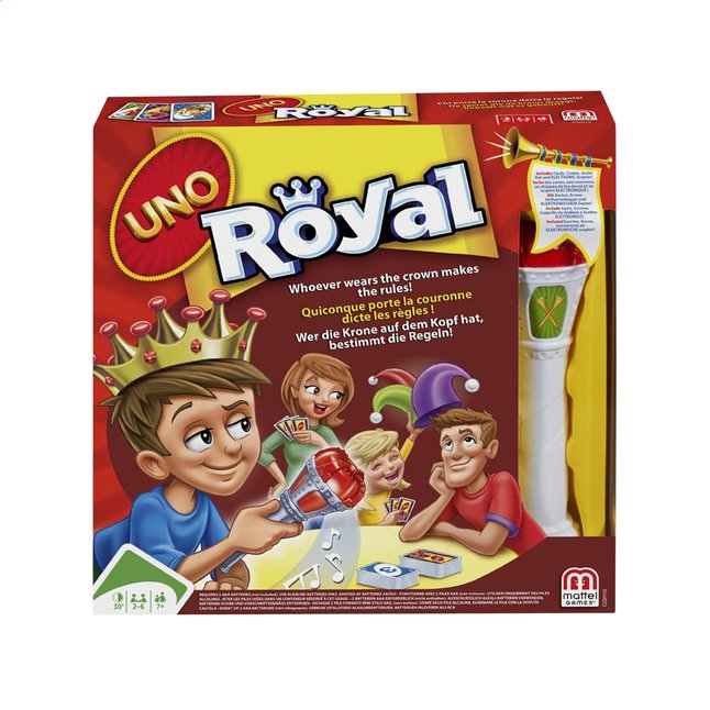 Afbeelding van UNO Royal from DreamLand