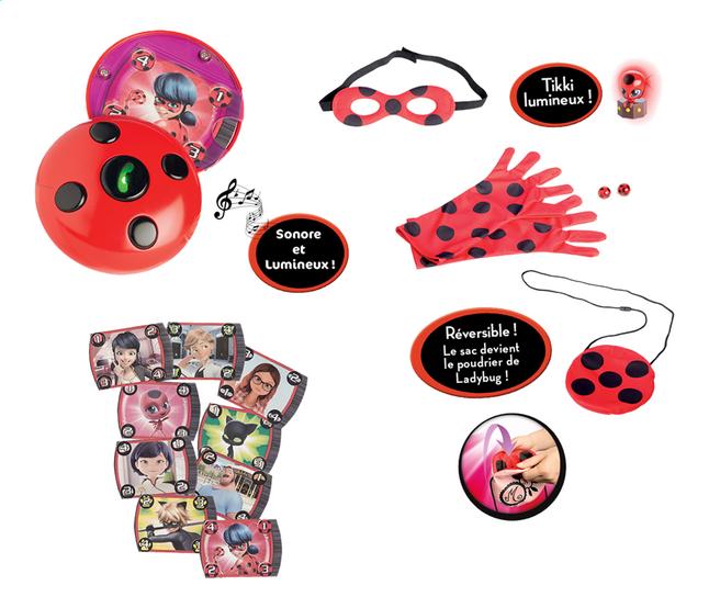 Speelset Deluxe Miraculous Marinette en Ladybug