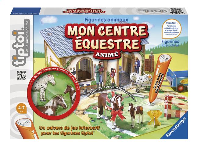 Image pour Ravensburger Tiptoi Mon centre équestre animé à partir de DreamLand
