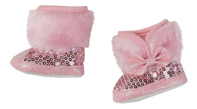Afbeelding van BABY born roze winterlaarzen from DreamLand
