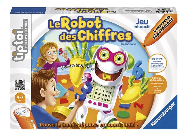 Image pour Ravensburger Tiptoi Le Robot des Chiffres à partir de DreamLand