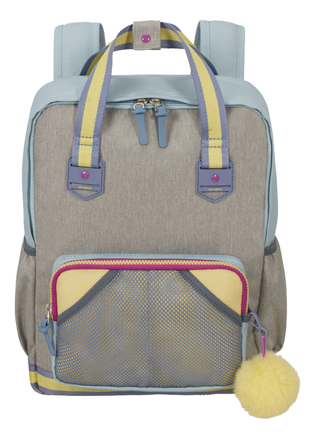 Afbeelding van Samsonite rugzak School Spirit M Preppy Pastel Blue from DreamLand
