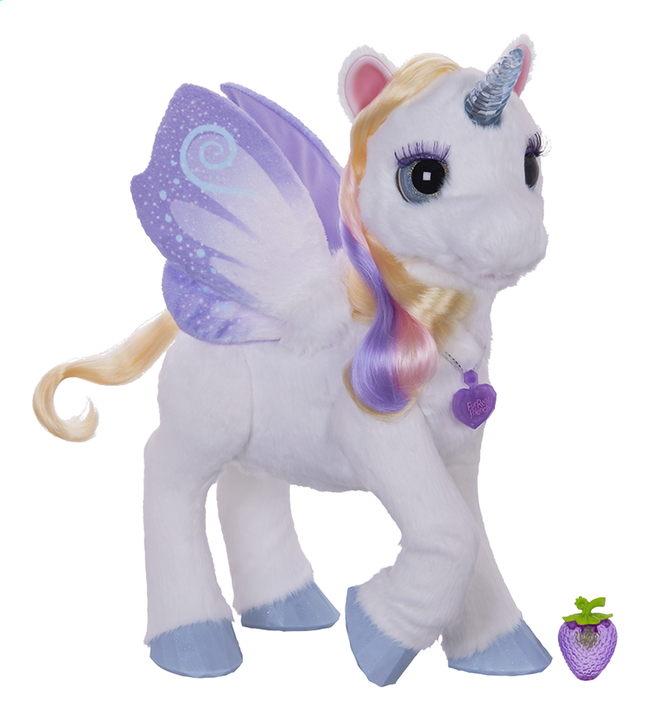 Afbeelding van FurReal Interactieve knuffel StarLily My Magical Unicorn from DreamLand
