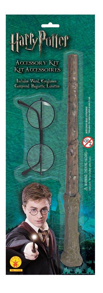 Afbeelding van Accessoireset Harry Potter bril en toverstaf from DreamLand