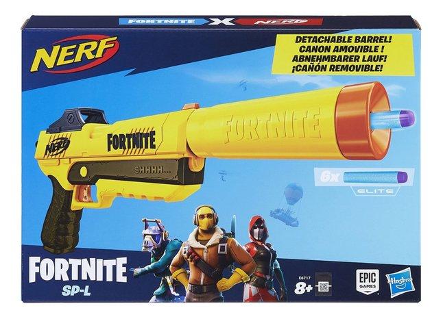 Afbeelding van Nerf blaster Fortnite SP-L from DreamLand